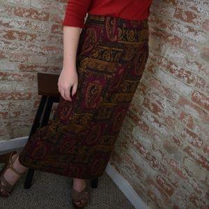 Vintage BRIGGS New York Skirt